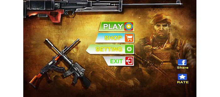 Gun-Strike-Shooting