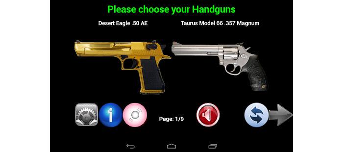 Guns-app