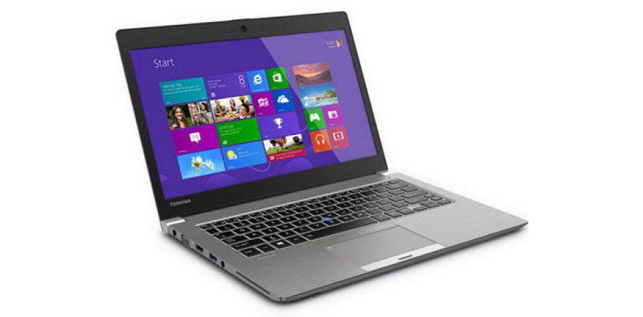 Toshiba launches Portege Z30 ultrabook