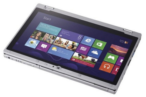 Panasonic debuts Toughbook CF-AX3 2-in-1 ultrabook