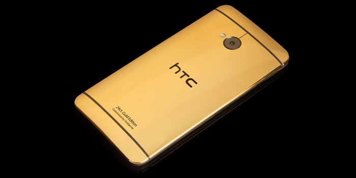 HTC-One-Golden