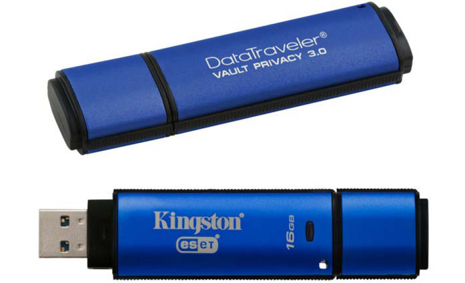 Kingston debuts two new DataTraveler USB flash drives