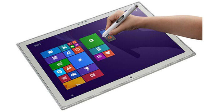 Panasonic-tablet