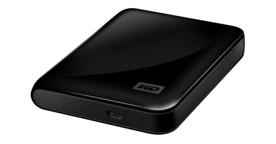 WD announces world's first 7200 rpm external drive