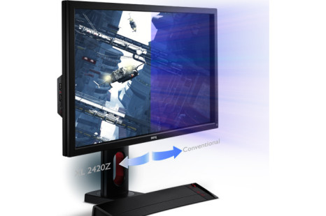 BenQ debuts 24-inch gaming monitor