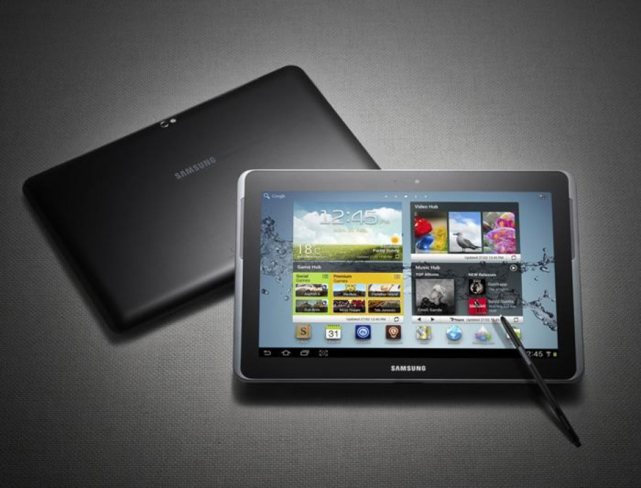Samsung prepares Galaxy Note Pro tablet