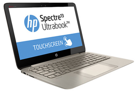 HP starts sales of Spectre 13t ultrabook