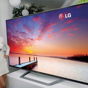 8K resolution TV sets show up at CES 2014