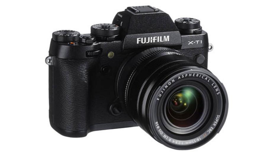 Fujifilm announces X-T1 interchangeable lens camera