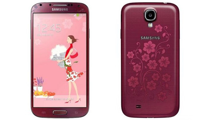 Galaxy-S4-La-Fleur