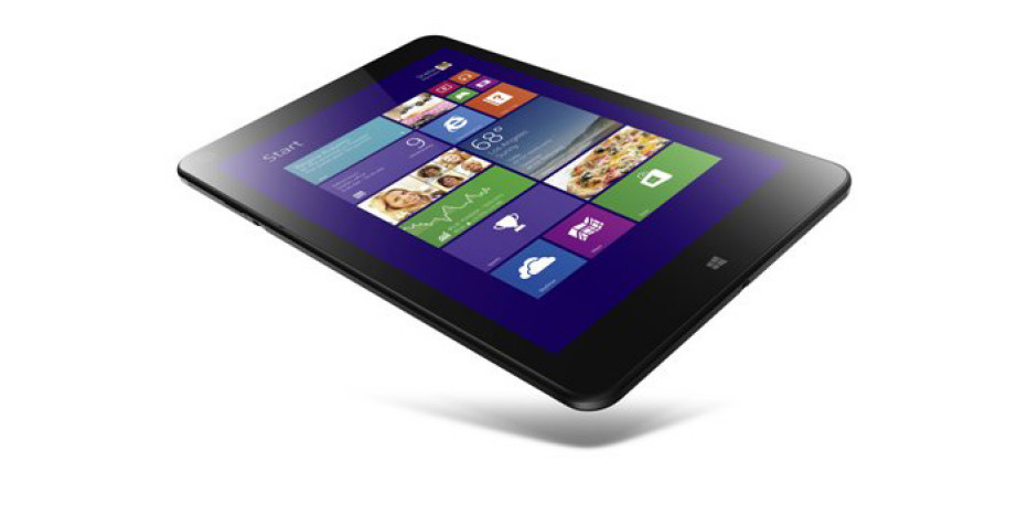 Lenovo starts sales of ThinkPad 8 tablet
