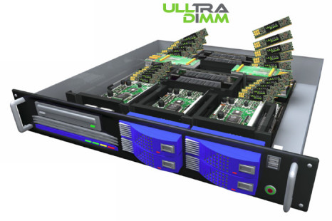 SanDisk comes up with ULLtraDIMM solid-state drives
