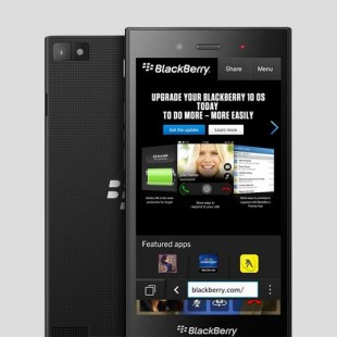 Blackberry Z3 debuts at MWC 2014