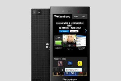 Blackberry Z3 debuts at MWC 2014