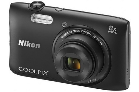 Nikon starts sales of Coolpix S3600 digital camera