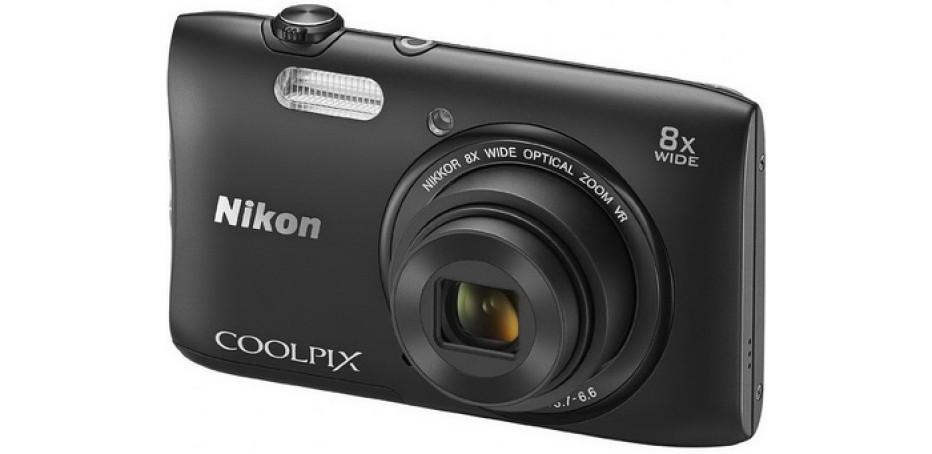 Nikon starts sales of Coolpix S3600 digital camera