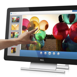 Dell rolls out 23-inch sensor monitor