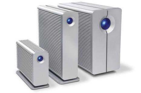 LaCie unveils first 5 TB external hard drives