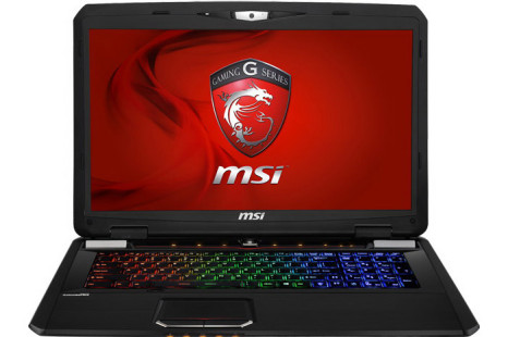 MSI debuts GX70 Destroyer gaming notebook