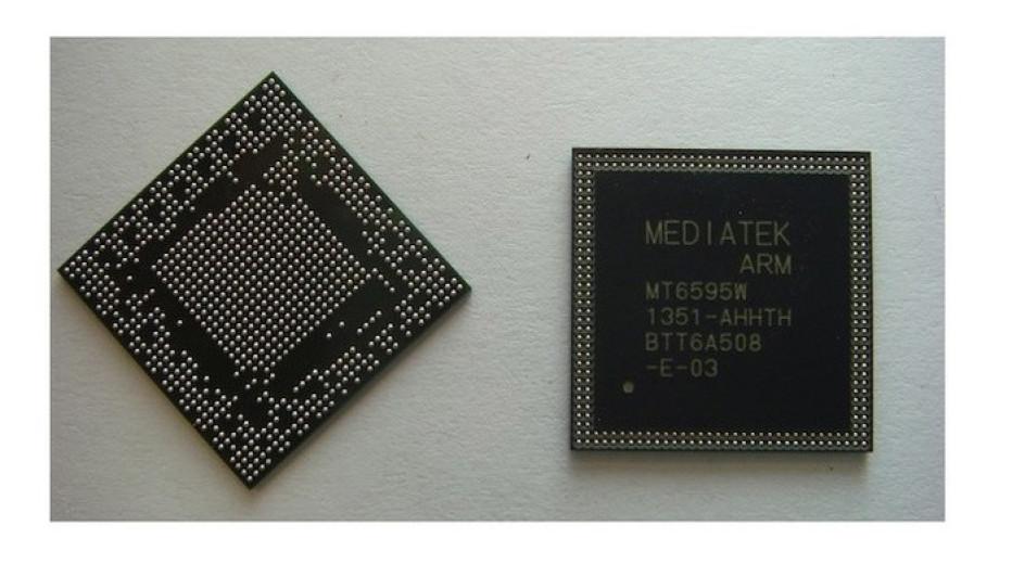 MediaTek debuts first chip on Cortex-A17