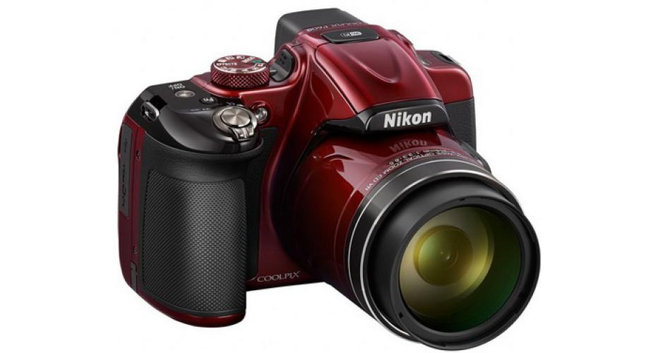 Nikon announces CoolPix P600 digital camera