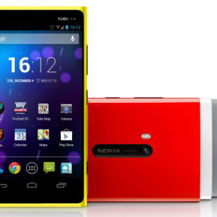 Nokia to release Normandy smartphone this month