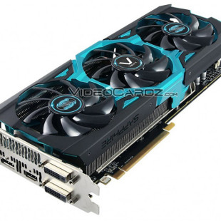 Sapphire prepares video card with 8 GB of memory