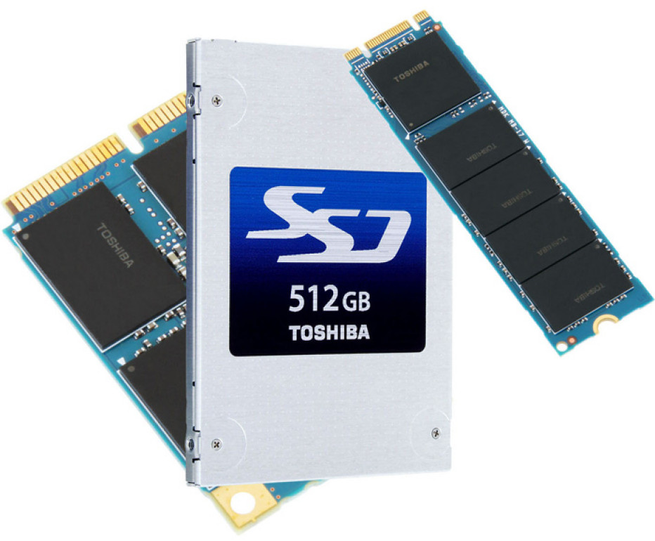 Toshiba launches HG6 series solid state drives