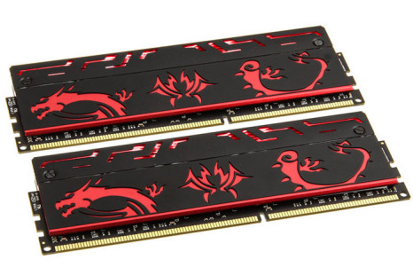 Avexir presents Blitz Red Dragon memory