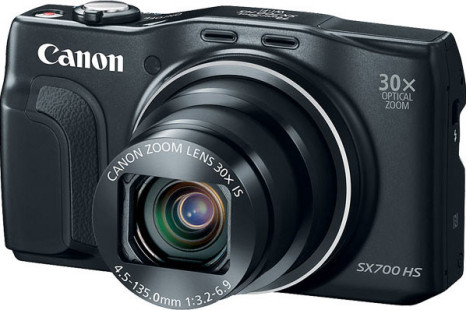 Canon releases PowerShot SX700 HS digital camera