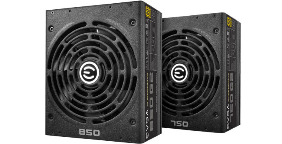 EVGA debuts new PSUs with 10 years of warranty