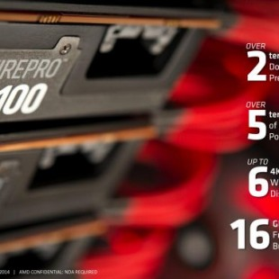 AMD introduces FirePro W9100 professional graphics card