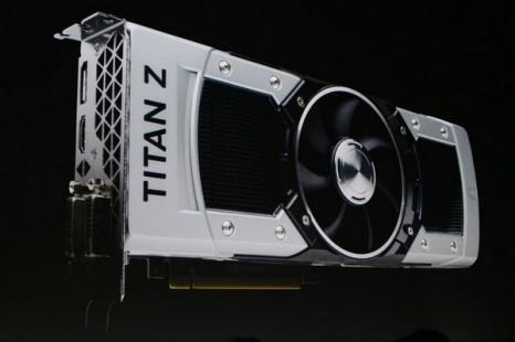 GeForce GTX Titan Z release date leaked