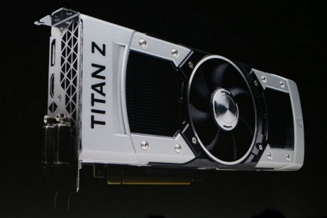 NVIDIA debuts GeForce GTX Titan Z dual-GPU card