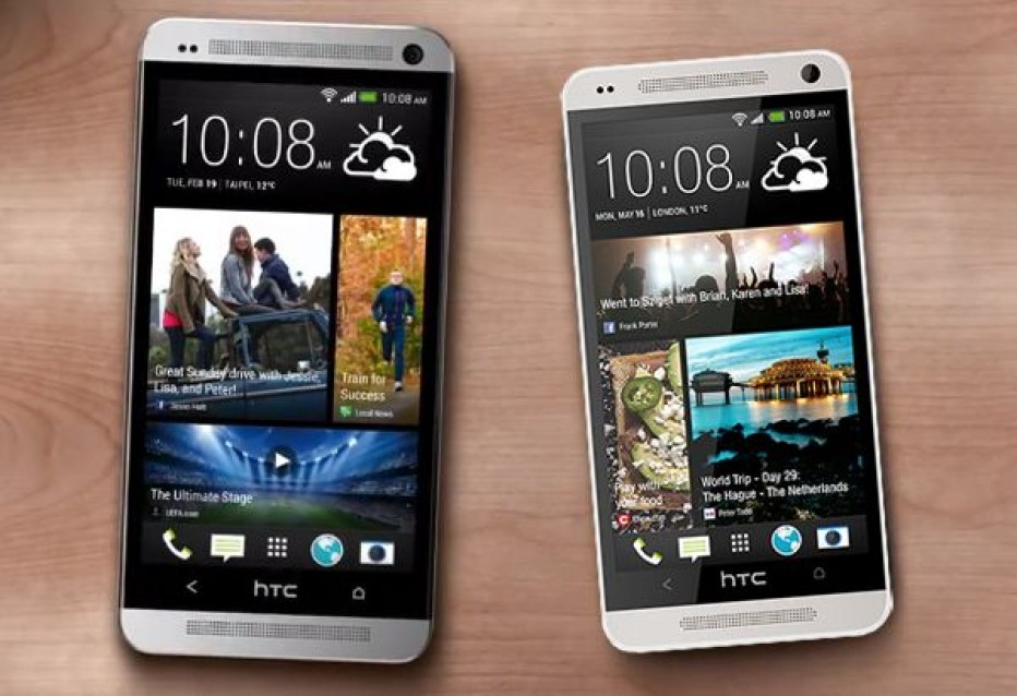 HTC prepares One M8 mini smartphone