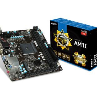 MSI releases AM1 socket motherboard