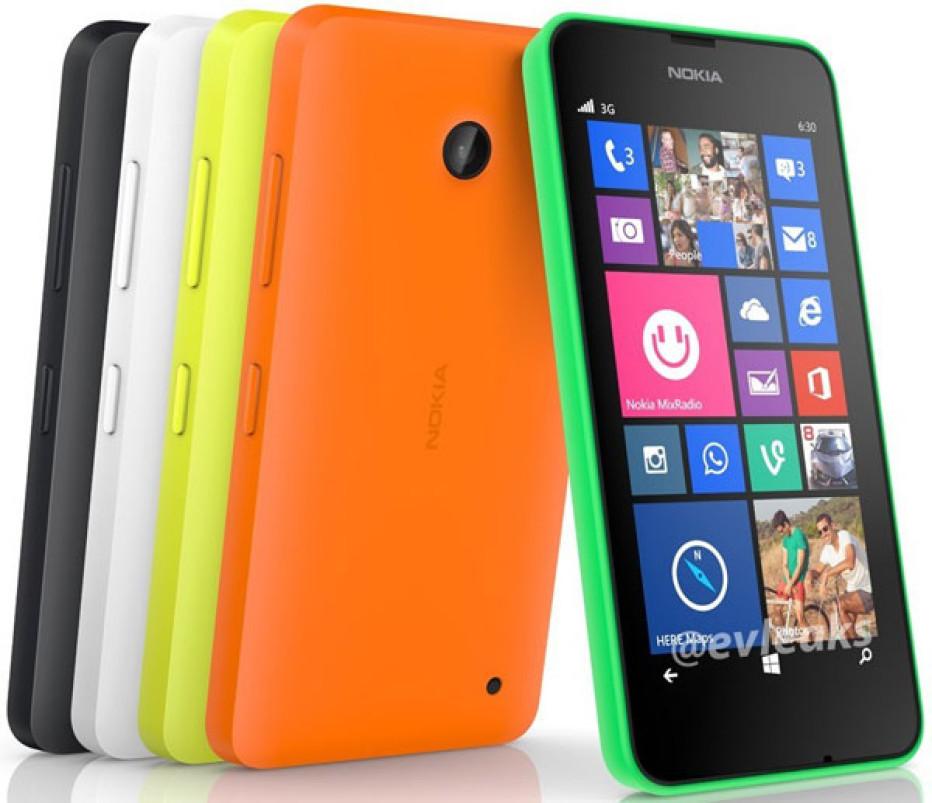 Nokia to exhibit Lumia 630 and Lumia 930 smartphones