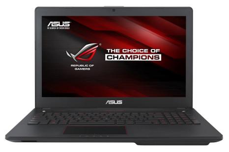 ASUS prepares ROG G56JR gaming notebook