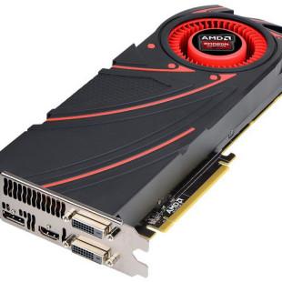 AMD presents Radeon R9 280