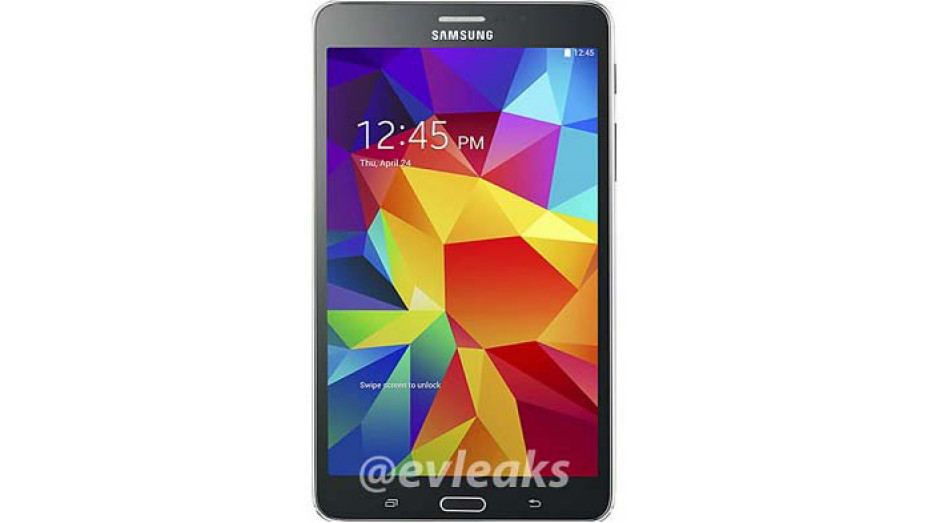 First info on Samsung Galaxy Tab 4 7.0