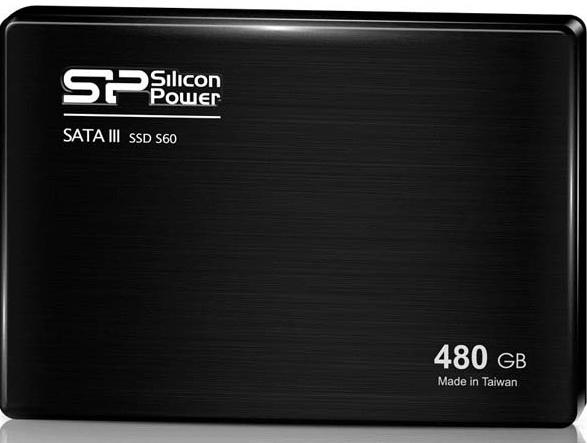 Silicon Power Slim S60