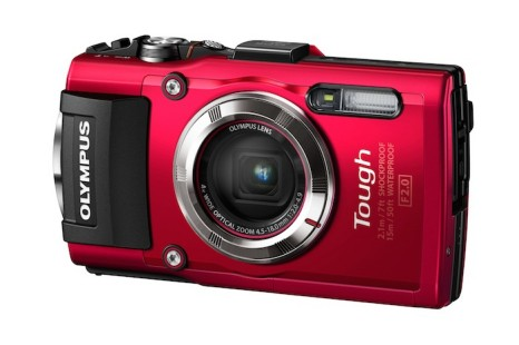 Olympus prepares rugged digital camera