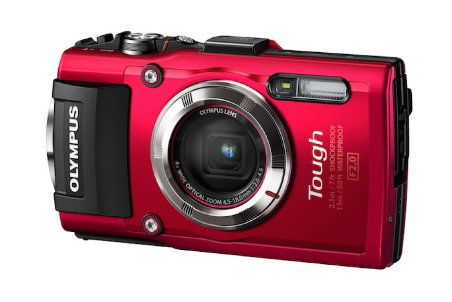 Olympus prepares rugged digital camera