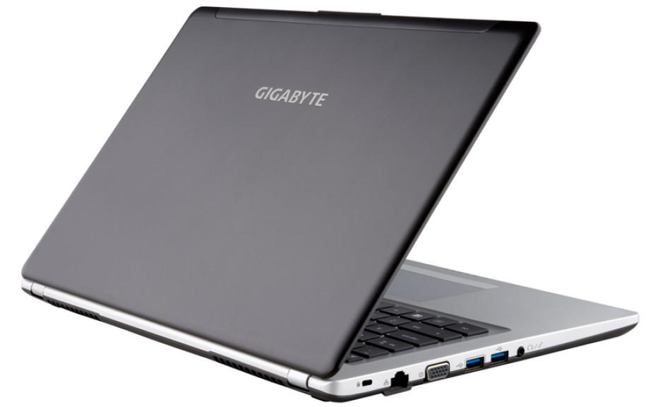 Gigabyte releases P34G v2 gaming notebook