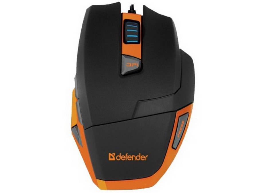 Defender to release budget-oriented gaming mouse soon