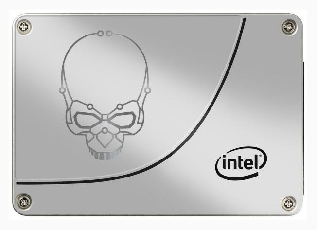 Intel Series 730 SSD