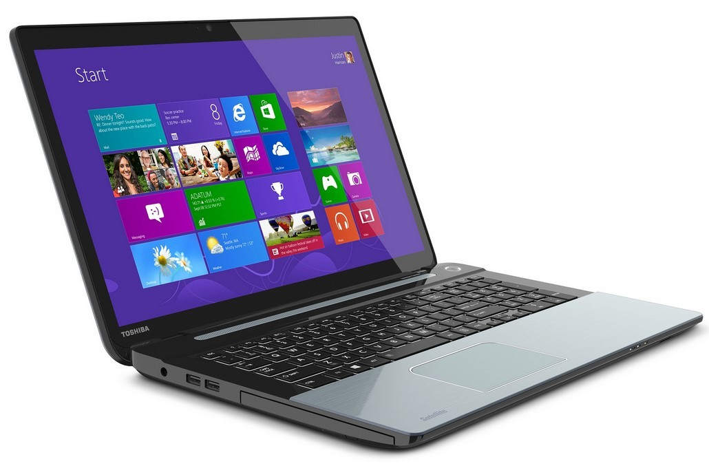New Toshiba laptops