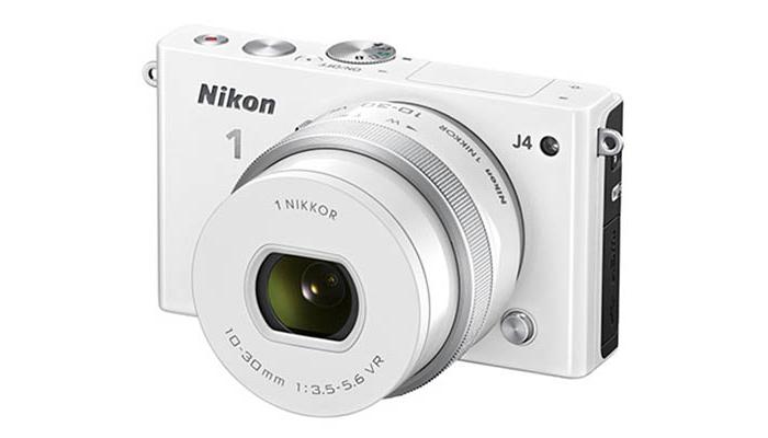 Nikon-1-J4-mirrorless-camer