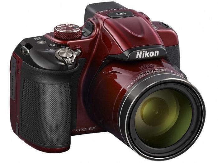 Nikon Coolpix P700
