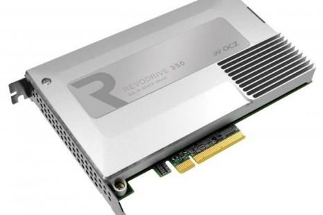 OCZ releases the RevoDrive 350 PCIe SSD